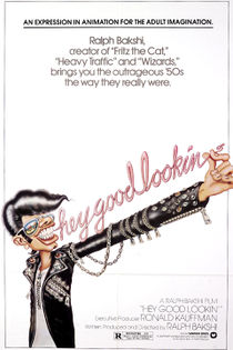 Poster for the 1982 film version.