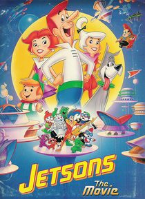Poster of Jetsons: The Movie.