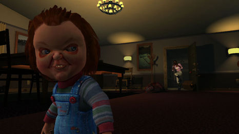 """Call From A Different Number >> Chucky: Wanna Play? (cancelled """"Child's Play"""" video game; 2011-2012) - The Lost Media Wiki"""