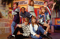 Some of the cast members of this incarnation of Mickey Mouse Club.