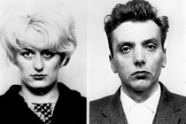 The Moors Murderers, Myra Hindley and Ian Brady.