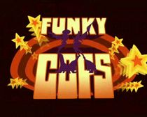 Title screen of Funky Cops