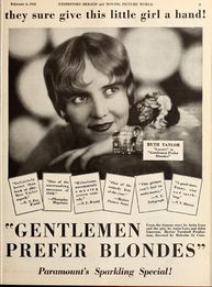 Gentleman Prefer Blondes 1928 Ruth Taylor.jpg
