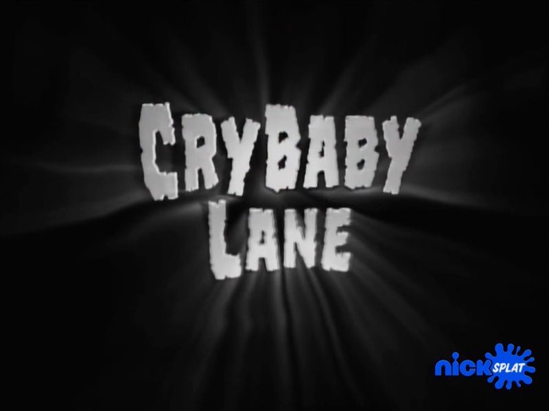 File:Cry Baby Lane Title Card HD.png
