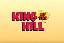 The show's logo as seen in the bumpers.