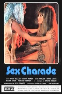 Canadian sales flyer for Sex Charade.