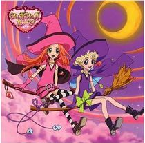 The two main characters, Chocolat (left) and Vanilla (right).