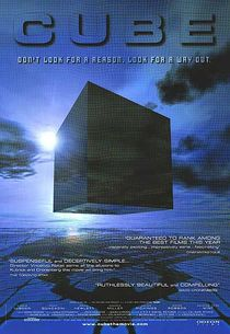 "The Cube ""ocean"" poster."