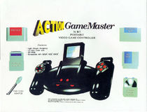 Concept art of the Action Gamemaster.