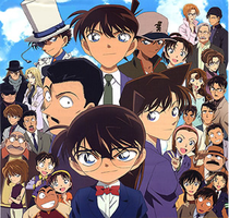 Common poster image for the anime.