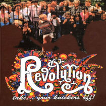 Revolution: Take Your Knickers Off! album cover.